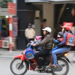 Vietnam, transportes inverosímiles